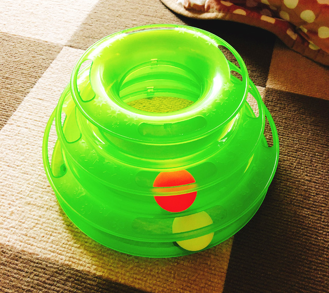 サークルボール